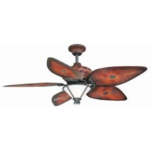 Hampton Bay San Lucas 56 In Indoor Outdoor Natural Iron
