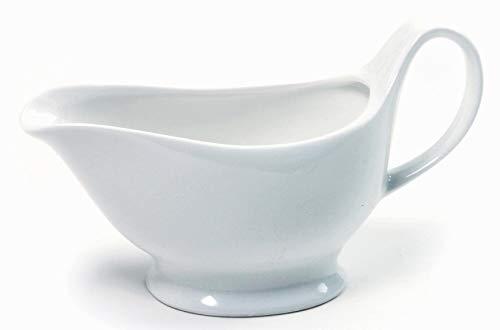Norpro Porcelain Gravy Boat Mode 8350 16 Oz 1 Gravy Boat White