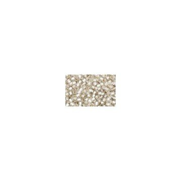 I-Beads cc21F–Perle di Rocaille Toho 11/0Silver Lined Frosted Crystal (10g)