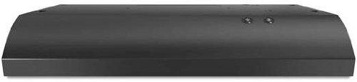 WHIRLPOOL RANGE HOODS 1029936 30'' 2-Speed Non-Ducted Built-In Range Hood With Vent, Black