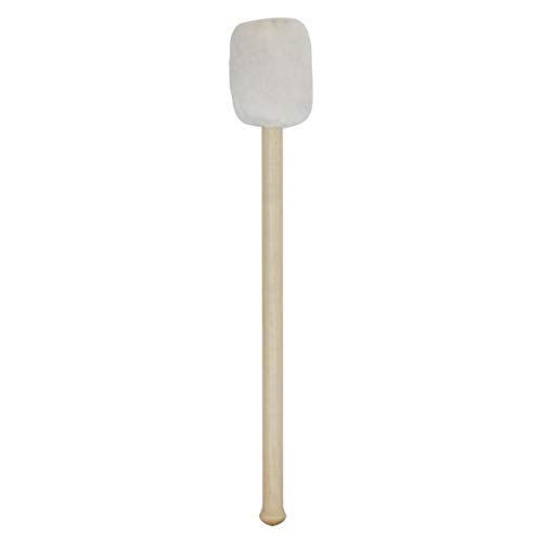 (Sn11 Musical Instrument Percussion Parts Bass Hammer Bass Drum Mallet Drum Stick 1Pcs Musical Instrument Accessories)