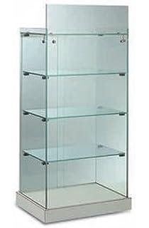 vetrinetta per modellismo da banco,vetrine vetro,vetrine per negozi ...
