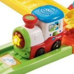 Replacement Motorized Train for Vtech Go Go Smart Wheels Train Station Playset