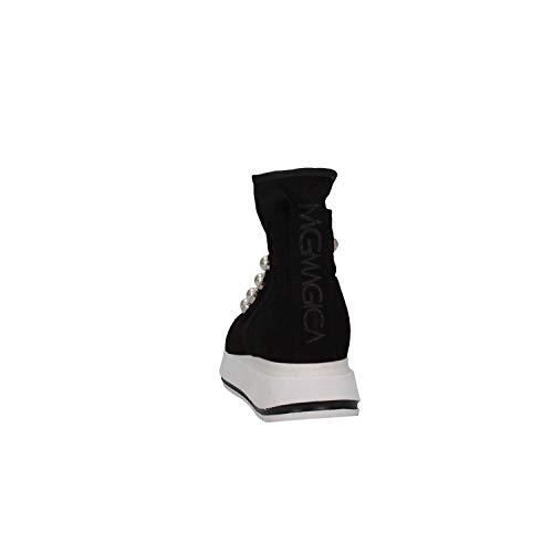 Mujer Mgmagica D1834p Negro Negro Mgmagica Mujer Mgmagica Zapatillas Zapatillas D1834p wwORI