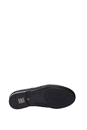 Dolce & Gabbana Mannen Moccasins - Leder (a30063ab591) Eu Zwart