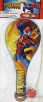 Spiderman Paddle Ball (Image will vary)