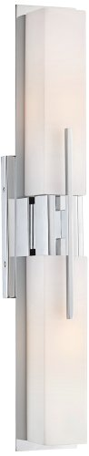Euro Modern Sconce (Possini Euro Design Midtown 23 1/2