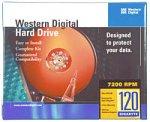 (Western Digital 120 GB 7200 RPM Ultra ATA/100 IDE Internal Hard Drive )