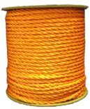 5//16-Inch by 975-Feet HORIZON DISTRIBUTION Cordage Source 520100-00975-GGG Super Pro 3-Strand Twisted Copolymer Rope