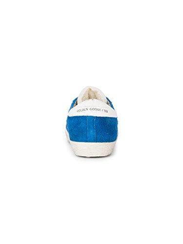 pour Femme Bleu It Baskets Marke Blanc Größe Goose Golden ZxPTEE