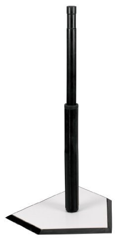 Markwort Batting Tee With Deluxe Home Plate by Markwort by Markwort Sporting Goods