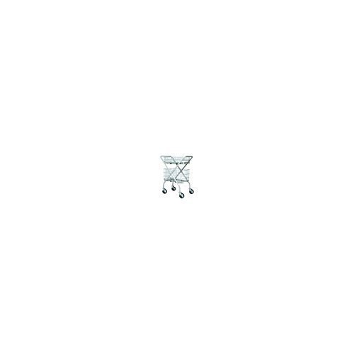 CART 2 TIER VERSACART, 5'' CSTR LUMEX, 1EA by Lumex
