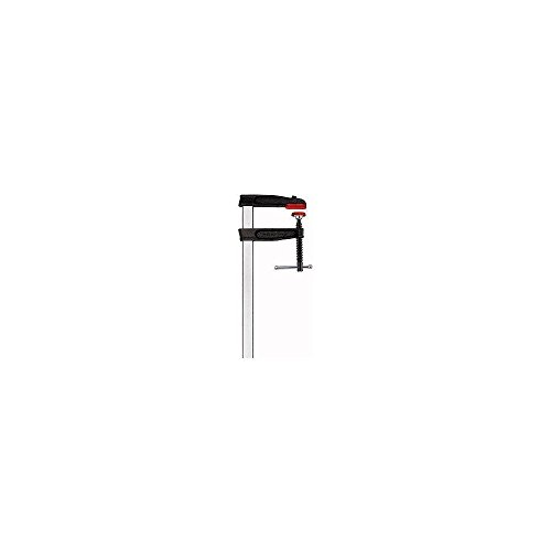 Bessey TRC50S10KF Screw Clamp Tgrc-Kf 19.69In/3.94In of Cast-IRON, Black/Red/Silver by Bessey