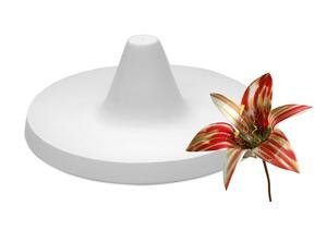 Cone Shaped Glass Stained (Extra Large Cone Flower Mold)