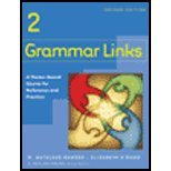 Workbook : Used with ... Mahnke-Grammar Links 2: A Theme-Based Course for Reference and Practice, Mahnke, M. Kathleen and O'Dowd, Elizabeth, 0618274227
