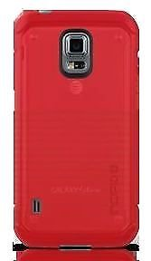 Incipio Rowan Protective Case with Transparent Pattern for Samsung Galaxy S5 Active - Retail Packaging - (Incipio Phone Case For Galaxy S5)
