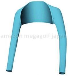 メガゴルフ ゴルフ アームカバー レディース 体感温度-3度 UPF50+ UV-F506