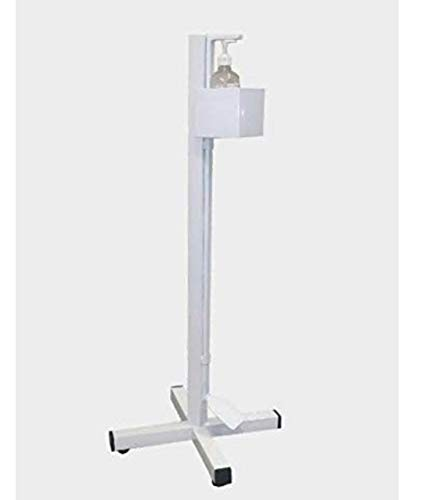 SUS Products Hand Sanitizer Dispenser Floor Stand Foot Operated Touchless Adjustable Portable Price & Reviews