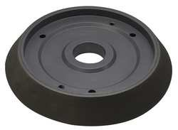 - Darex Replacement Borazon Electroplated Wheel - 180 Grit, Model# PP16050GF -