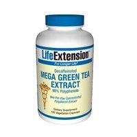 Mega Экстракт зеленого чая без кофеина. 100 VegiCaps (комплект из 2)