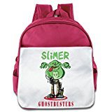 [Fennessy Custom Personalized Green Slimer Kids Children School Bag Backpack For 1-6 Years Old Pink] (Cabaret Costumes For Men)