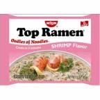 Soup Noodle Shrimp (Nissin Top Ramen Shrimp Flavor Ramen Noodle Soup 3 oz (Pack of 24))
