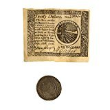 Colonial British Revolutionary Currency Coin Set