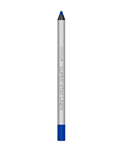 - WUNDER2 Super-stay Liner Long-Lasting & Waterproof Colored Eyeliner, Essential Royal Blue, 1.2g