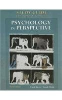 Psychology in Perspective & Study Guide Pkg