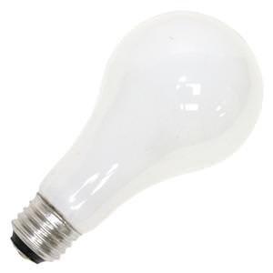 1 Light 100 Watt Bulb (Sylvania 19385 - 30/100A21/W/RP - 30/70/100 Watt Soft White 3-Way Incandescent Light)