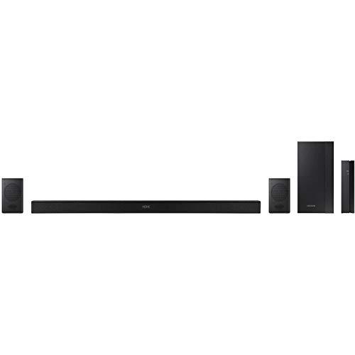Samsung Barra de Sonido HW-KM37 Sistema de bocinas con 4.1 con 5.25' Subwoofer Inalámbrico (Reacondicionado)