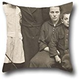 Oil Painting Zalman Kaplan - Untitled Pillow Covers ,best For Gf,home Theater,office,father,seat,teens Boys 20 X 20 Inches / 50 By 50 Cm(two Sides)]()