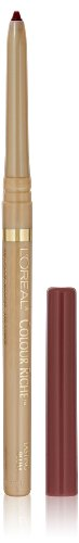 L'Oreal Paris Colour Riche Lip Liner, Lasting Plum, 0.0070-Ounce