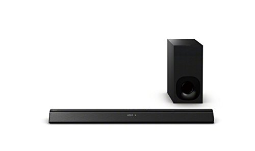 Sony HTCT380 300W 2.1-Channel Sound Bar with Wireless Subwoofer