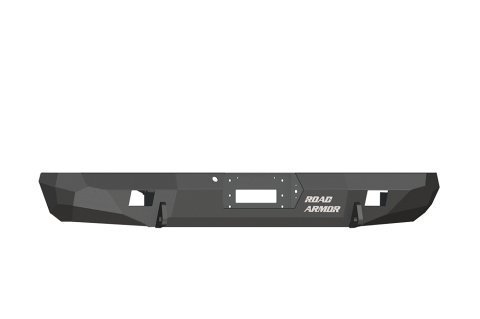 Road Armor 61000B Satin Black Rear Stealth Bumper for Ford Super Duty (Road Armor Ford)
