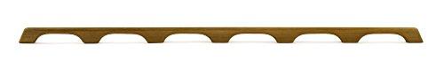 Loop Teak Handrail - Whitecap Teak 6 Loop Boat Handrail