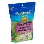Sunridge Farms, All Natural Yogurt Pretzels, Pack of 10, Size - #, Quantity - 1 Case