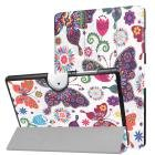 Price comparison product image Dreamyth Nice Folding Stand Leather Case Cover For Acer Iconia One 10 B3-A40 10.1inch Tablet (Painted F)