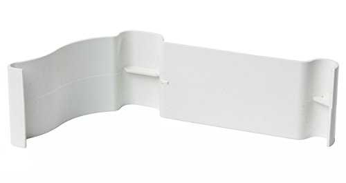 PlastxUSA PLX-BBSCWH Better Baseboard Cover Snap Cap, ()