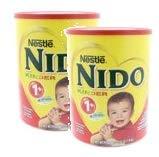 Nestle Nido Kinder 1+ Powdered Milk Beverage 3.52 lb. Canister (Pack of 2)