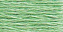 DMC 116 8-954 Pearl Cotton Thread Balls, Nile Green, Size 8