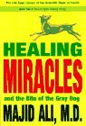 Healing Miracles and the Bite of the Grey Dog, Majid Ali, 087913111X
