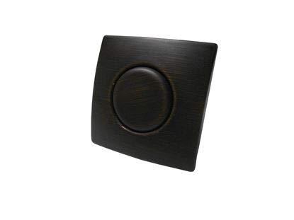 Len Air Gordon (Len Gordon by Allied Innovations Air Button Trim: #20 Designer Touch Old World Bronze - Square)