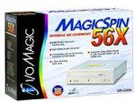 I/O MAGIC 56X CD-ROM Drive (DRCD56)