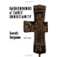 Backgrounds of Early Christianity by Ferguson, Everett [William B. Eerdmans Publishing Company, 2003] (Paperback) 3rd Edition [Paperback]