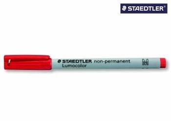 Staedtler ST 311-9 Lumocolor Non-Permanent Pen - Black
