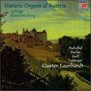 Historic Organs of Austria Schläl/Klosterneuburg