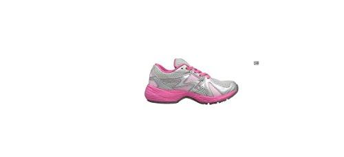 New Balance , Mädchen Laufschuhe Mehrfarbig Pink / Silber 6.5 UK