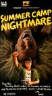 Summer Camp Nightmare [VHS]