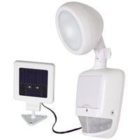Boston Harbor A3P-S100-WH-PK1 100-Lumens Security Solar Light by Boston Harbor by Boston Harbor